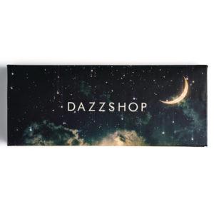 クリスマスコフレ2018限定コスメDAZZSHOPダズショップジアルティメットパレットフォーファナティクス1