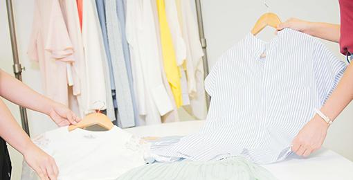 ファッションレンタルサービスエアークローゼットのよくある質問