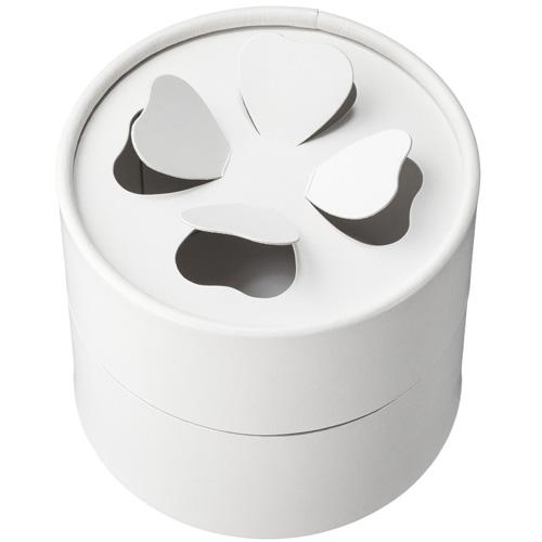プレゼントや贈り物にも最適なスチームクリームの無料ラッピングの円筒