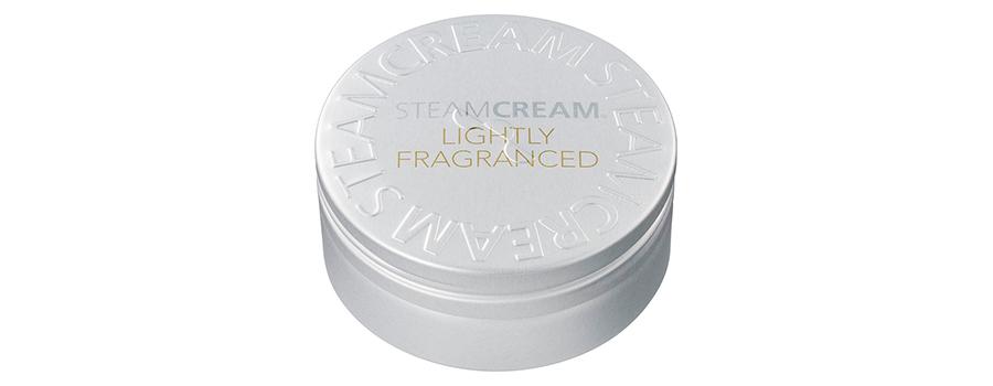スチームクリームの微香料タイプ