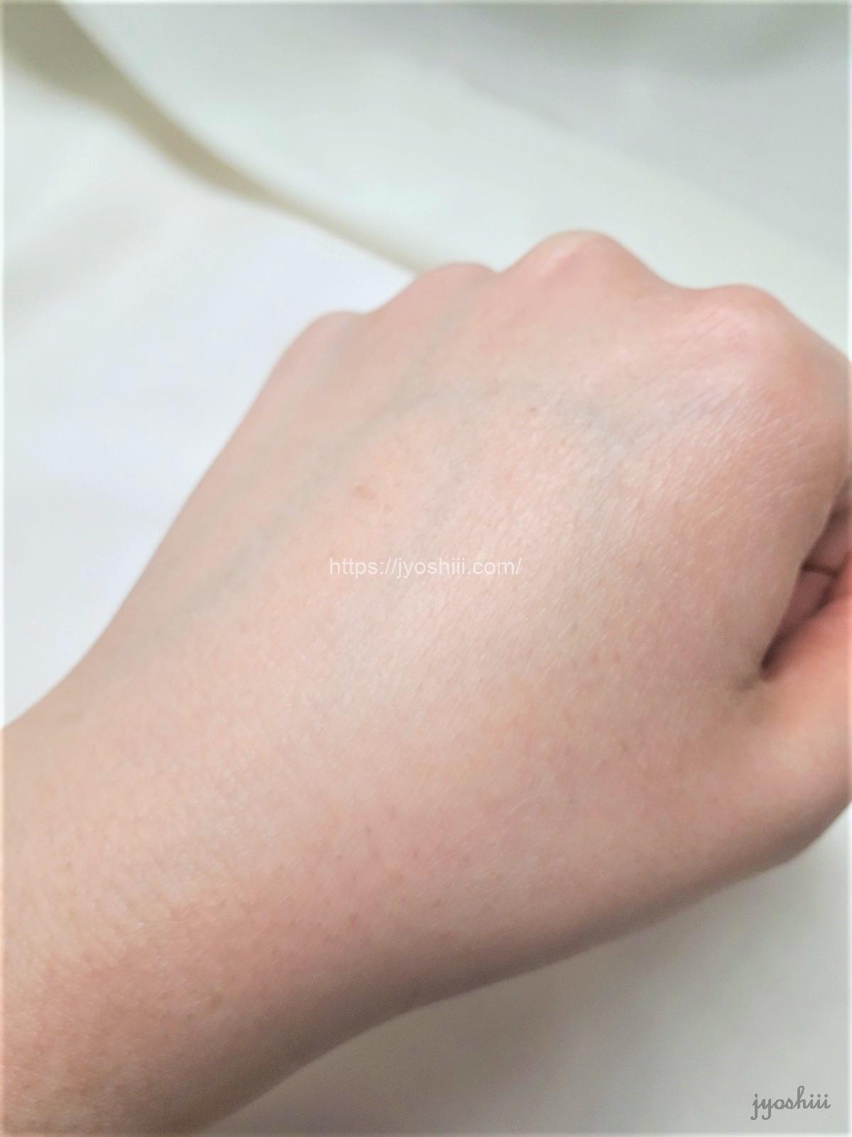 スチームクリーム微香料タイプのレビュー保湿力