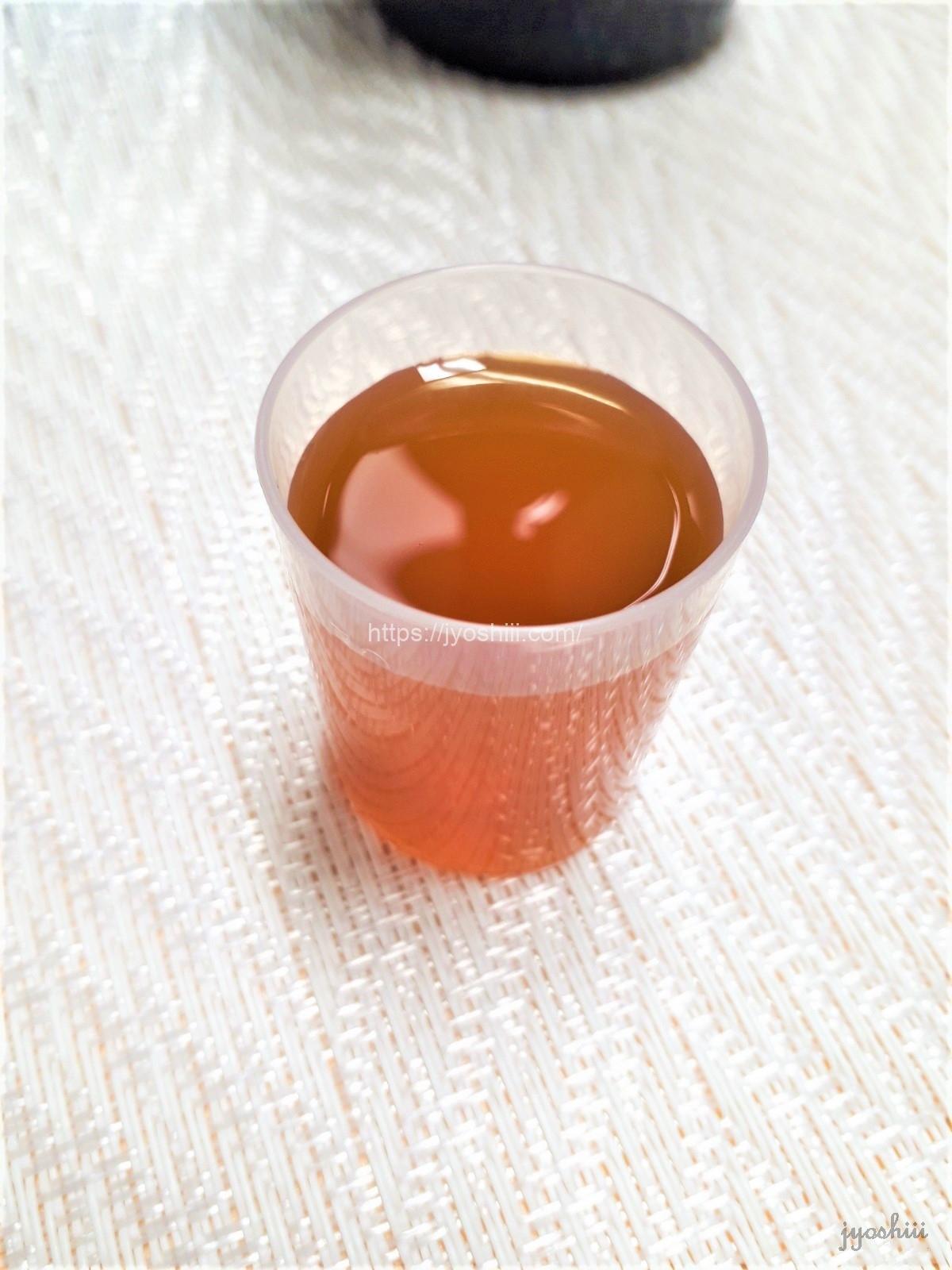 コンブチャクレンズの原液ストレート