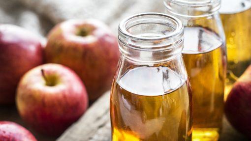 コンブチャクレンズの成分リンゴ酢